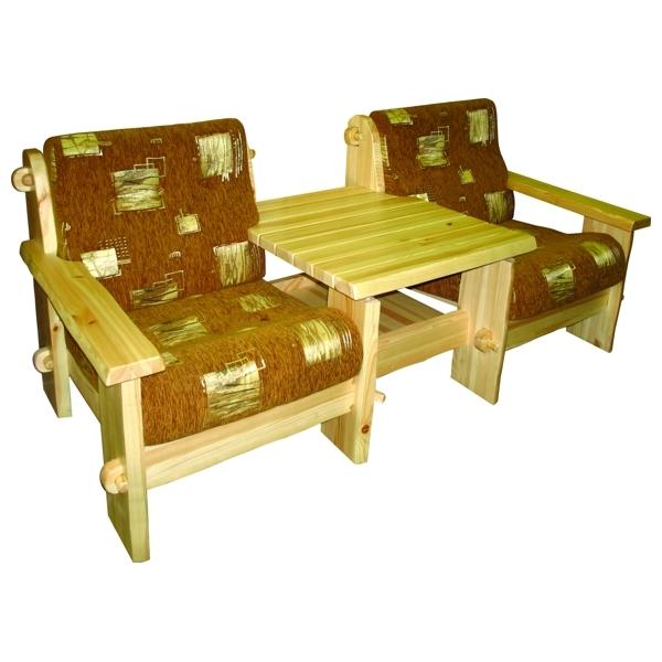 мебель из сосны серия Скандинавия